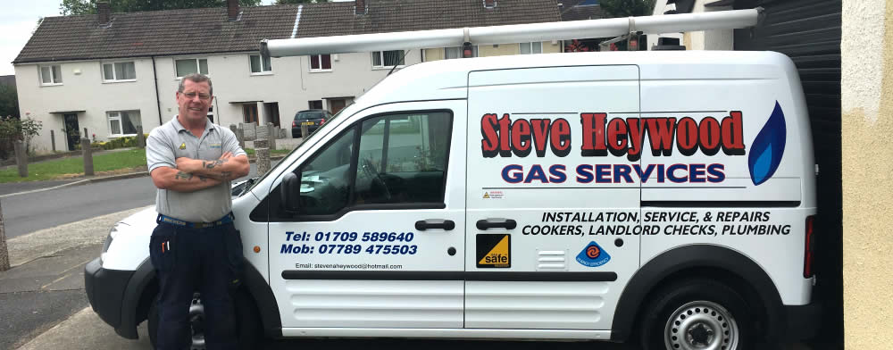 Steve Heywood Gas Services